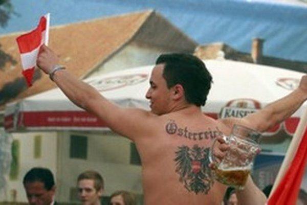 Rakúske pivo je najlepšie.