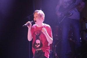 David Čámer uspel s piesňou Zombie.