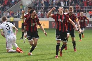 Futbalisti Spartaka Trnava pokračujú v skvelých výkonoch.