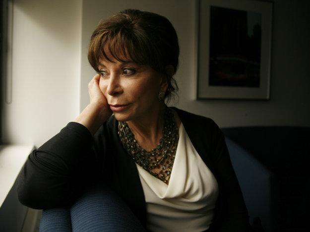 Isabell Allende - spisovateľka, aktivistka