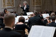 Orchester Slovenská filharmónia a jeho šéfdirigent James Judd