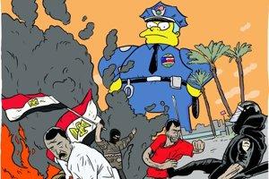 Karikatúra: Vizár
