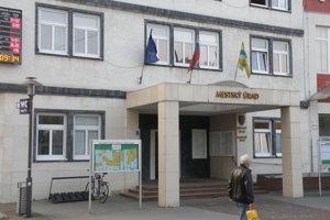 Mestský úrad v Prievidzi.