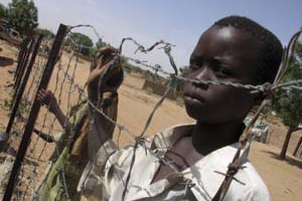 Niektoré deti už poznajú iba život v utečeneckých táboroch.
