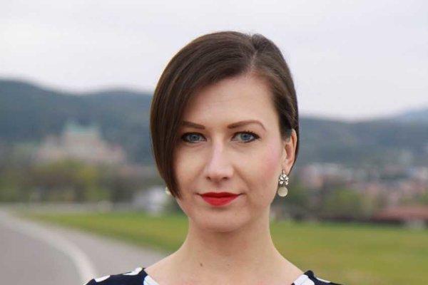 Jana Masárová pracovala v RTVS ako redaktorka kultúry päť rokov. Vedenie je povedalo, že v pondelok už do práce nemusí chodiť.