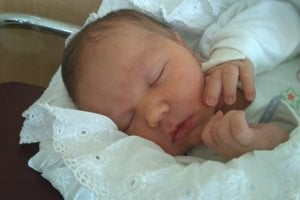 Jakubko Hošták ( 3790g a 52 cm) sa narodil 14. apríla Kataríne a Petrovi z Hornej Súče. Doma na bratčeka čaká 2,5 ročný Tomáško.