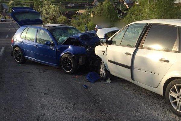 Tragická nehoda v Lutišiach.