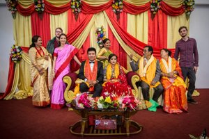 Nepálska svadba
