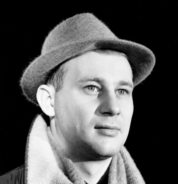 Leopold Haverl v roku 1964.