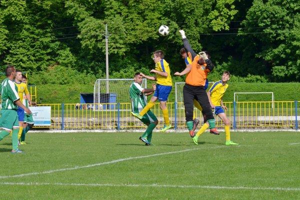 Zo zápasu Rožňava U19 – Čoltovo.