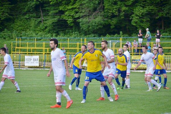 O prvý gól Rožňavy sa postaral Štyvar.