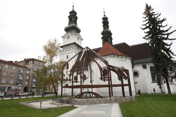 Kostol sv. Alžbety je národná kultúrna pamiatka.