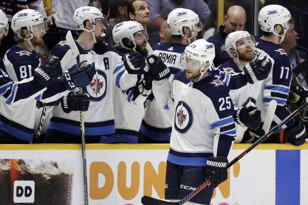 Paul Stastny prežíva vo Winnipegu skvelé obdobie.