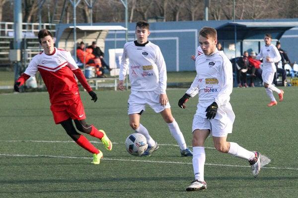 V poslednom zápase turnaja Nitrania porazili Vác 3:0.