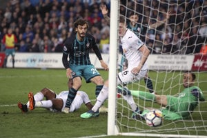 Southampton vyhral na trávniku Swansea.