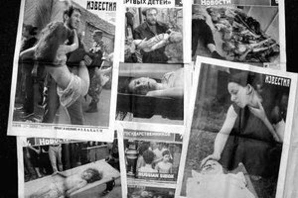 Pre fotky z Beslanu a pokus odhaliť pravdu o útoku bol odvolaný šéfredaktor Raf Šakirov.