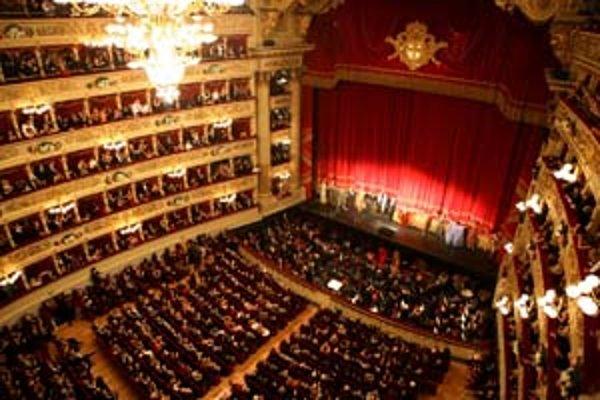 Fiodor Ivanovič Šaljapin spieval aj v milánskej opere La Scala.