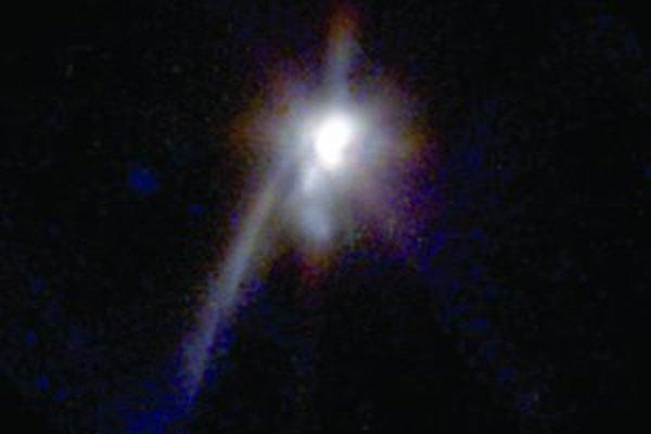 Nakoniec sa ukázalo, že TMR1C je hviezda.
