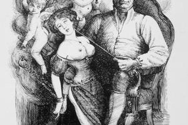 Markíz de Sade sa stal symbolom sexuálnych úletov.