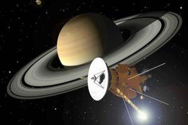 Po Cassinim je pomenovaná aj sonda, ktorá skúma planétu Saturn.
