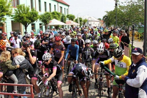 Milovníci cyklistiky zo Serede a okolia si prídu na svoje.
