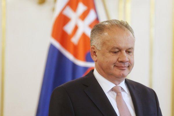 Súčasný prezident Andrej Kiska v polovici mája oznámil, že v nasledujúcich prezidentských voľbách už nebude kandidovať.