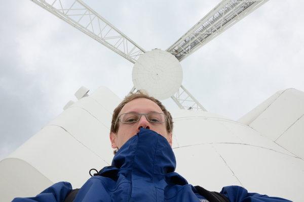 Michal Mrnka má v ESA na starosti analýzu a návrh koncepcie testovacích zariadení pre meranie kvality navigačných signálov budúcich generácií satelitov Galileo.