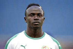 Lídrom Senegalu na MS v Rusku bude aj útočník Liverpoolu Sadio Mané.