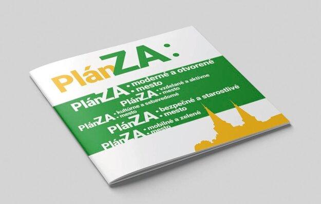 Plán ZA je živý dokument, otvorený pripomienkam na www.planza.sk.