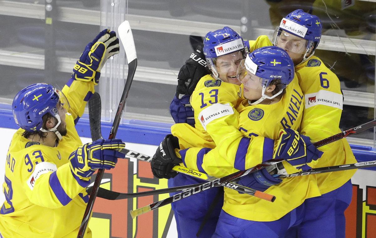 Švédsko   USA - Online prenos - MS v hokeji 2018 - sport.sme.sk 30c8b58304