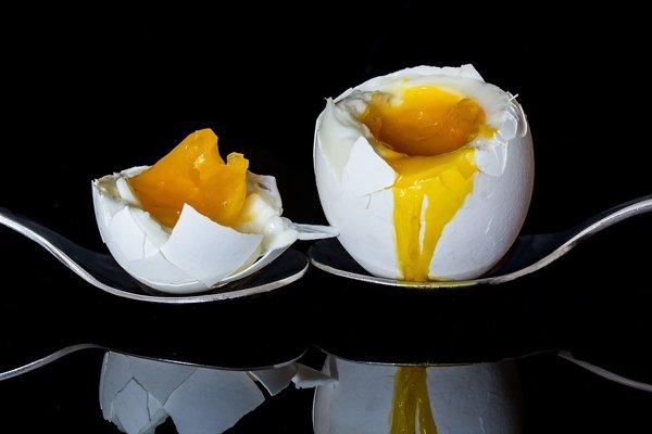 Vajíčka si získali zlú povesť kvôli vysokému obsahu cholesterolu.