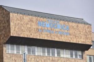 Fakultná nemocnica Sv. Cyrila a Metoda v bratislavskej Petržalke.
