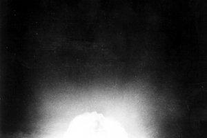 Test pod označením Trinity bol vôbec prvým testom jadrovej zbrane v histórii. Odohral sa 16. júla 1945 v Novom Mexiku.