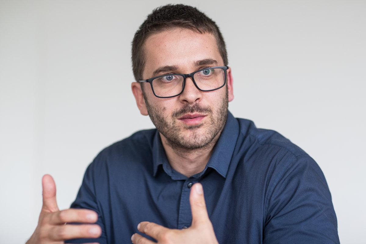 Novinár Hanus: Keď som zistil, že som sa v kauze Cervanová mýlil, nemohol som spať - domov.sme.sk