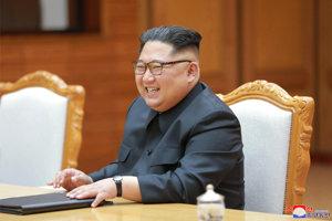 Severokórejský vodca Kim Čong-un