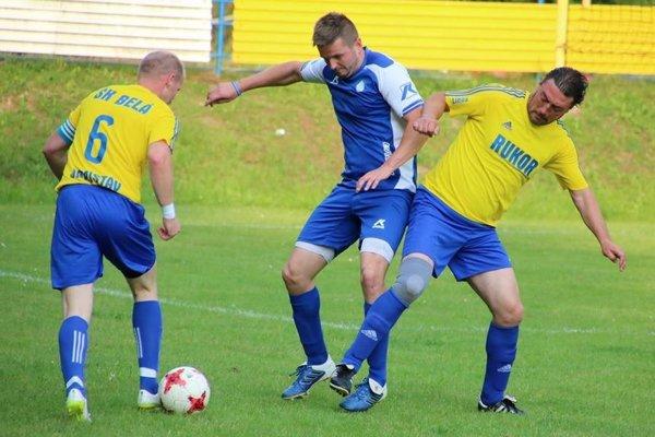 Futbalisti Belej si na domácom trávniku bez problémov poradili so Skalitým.