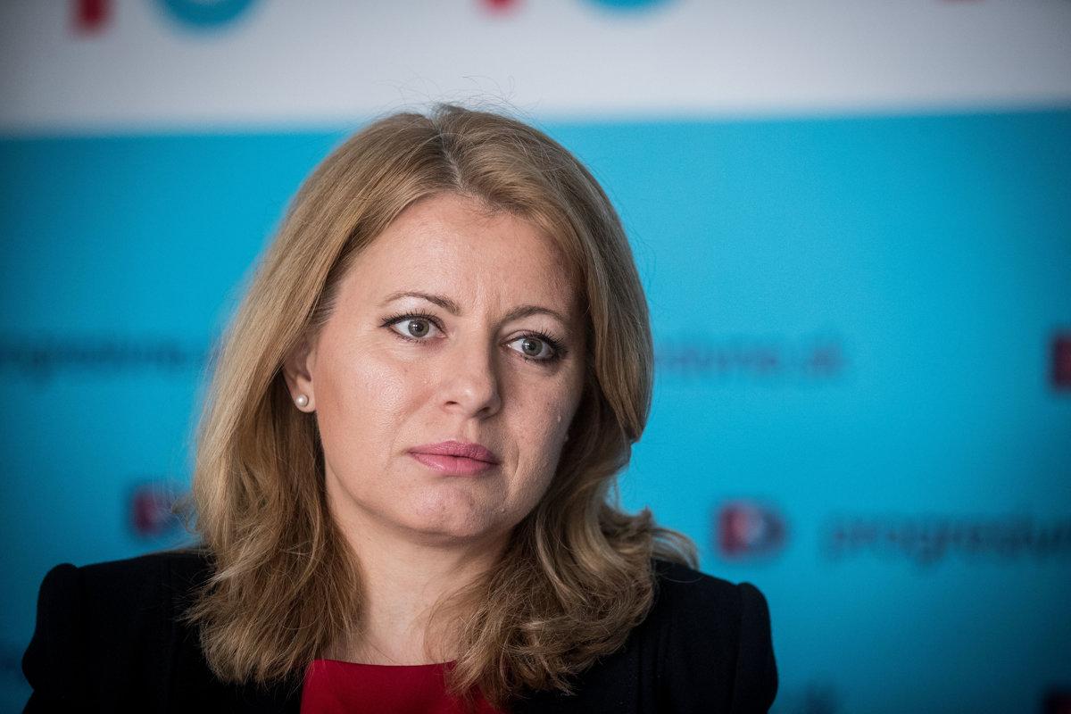 Meranie agentúry AKO si objenal tím prezidentskej kandidátky Zuzany  Čaputovej. f14e163e977