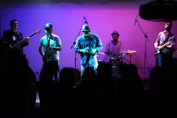 Koncert Gypsy Groove