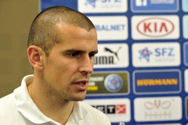 Viktor Pečovský vidí v mladom tíme MŠK Žilina veľký potenciál.
