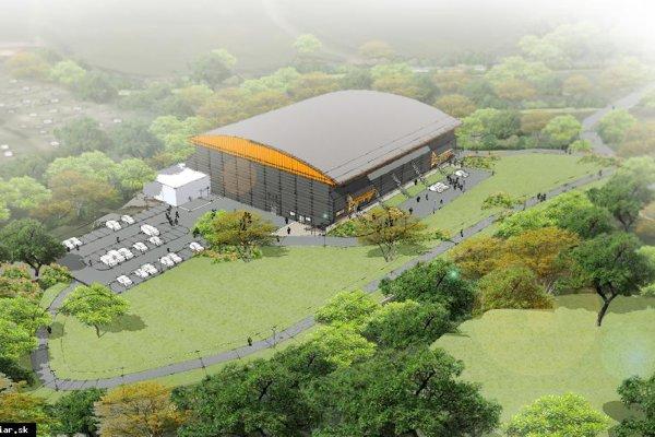 Takto má v budúcnosti štadión vyzerať.