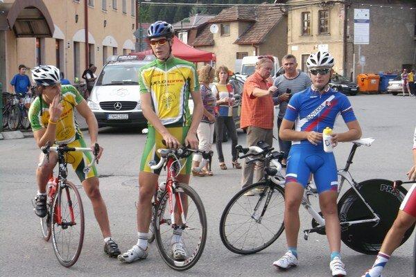 Cyklisti absolvovali celkovo štyri etapy.