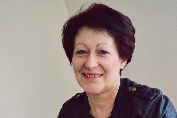 Ľubica Mišíková, autorka kníh Milosť pre Gregora Mocha a Vyvolená.