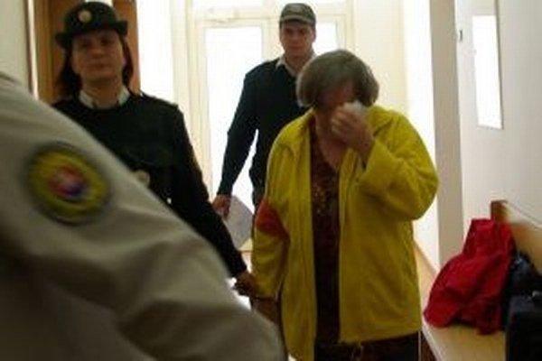 Doktorku viedli pred súd. Obvinená je zo zabitia a ublíženia na zdraví.