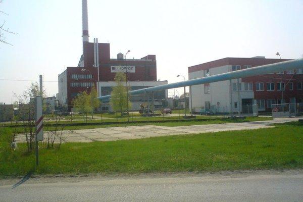 Bytkomfort vlastní najväčší tepelný zdroj v meste.
