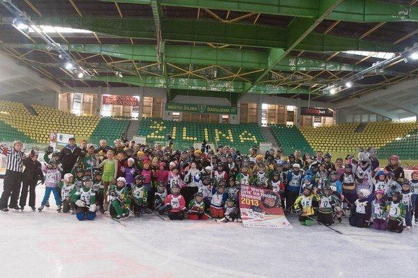 Mladé žilinské športové nádeje.