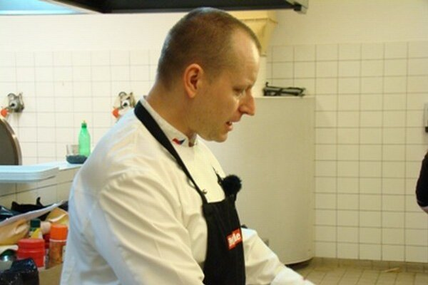 Radek Šubrt ukázal, že sa dá aj za menej variť chutne a zdravo