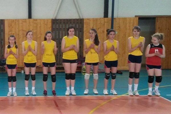 Do boja o majstrovstvá Slovenska mladších žiačok sa zapojí AC UNIZA v nedeľu 4. mája.
