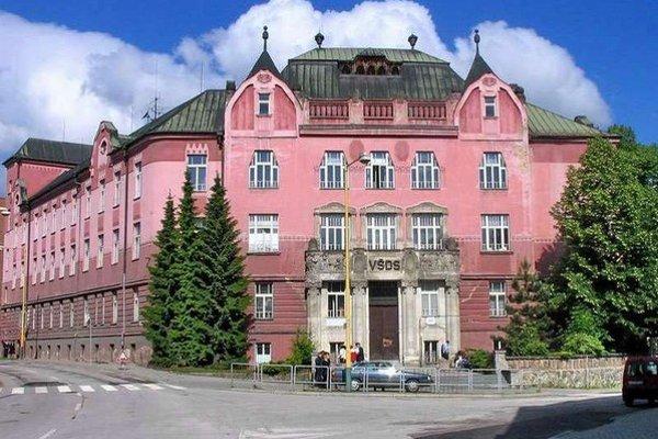 Budova Žilinskej univerzity.