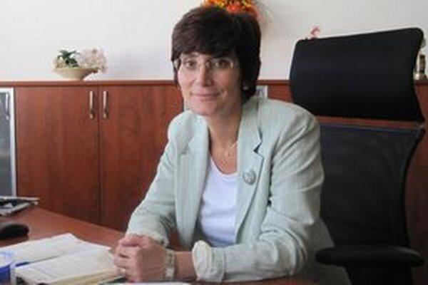 Tatiana Čorejová.