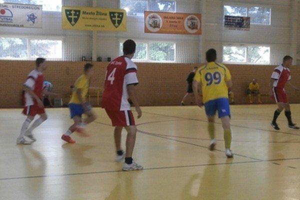 Futsal je najobľúbenejším žilinským športom.